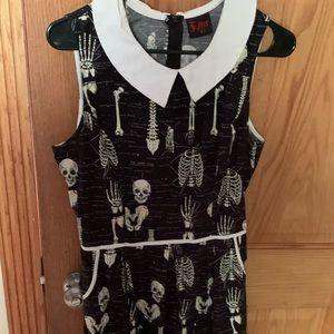 Anatomically correct dress